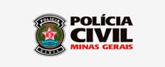 Logo Polícia Civil MG