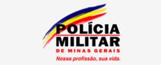 Logo Polícia Militar MG