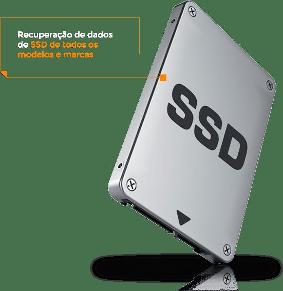 Recuperação de Dados de SSD em São Paulo