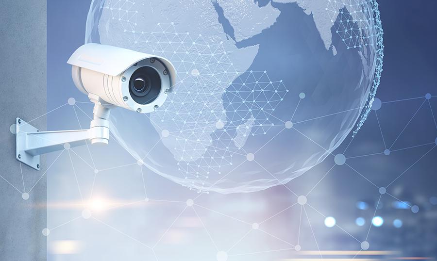 Armazenamento para sistemas de monitoramento e segurança